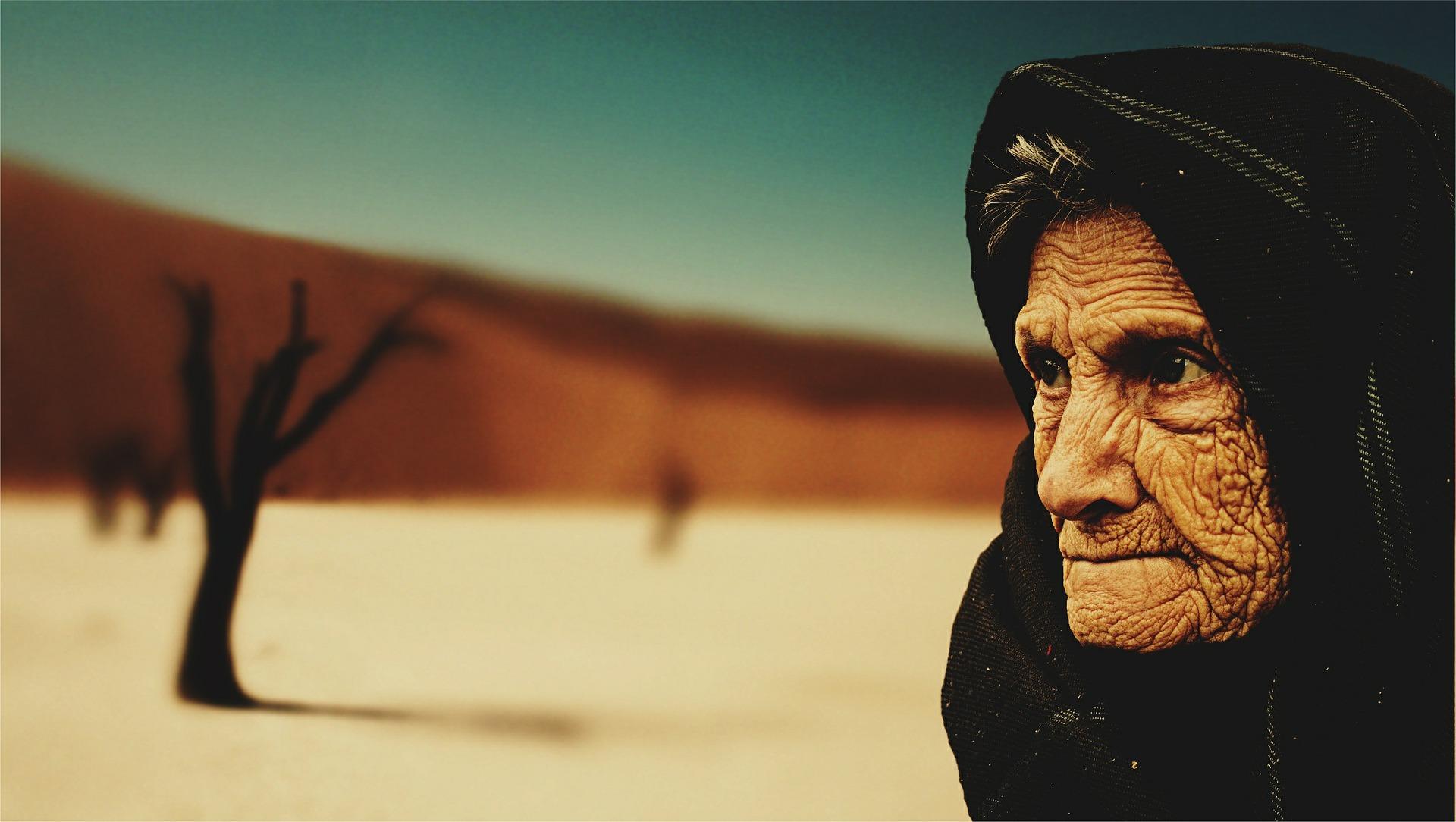 opieka osób starzych